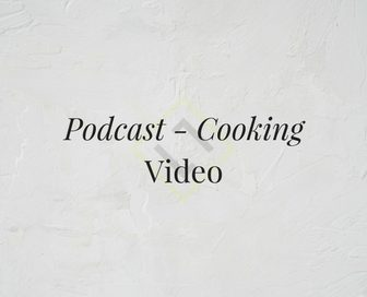 podcast cooking video